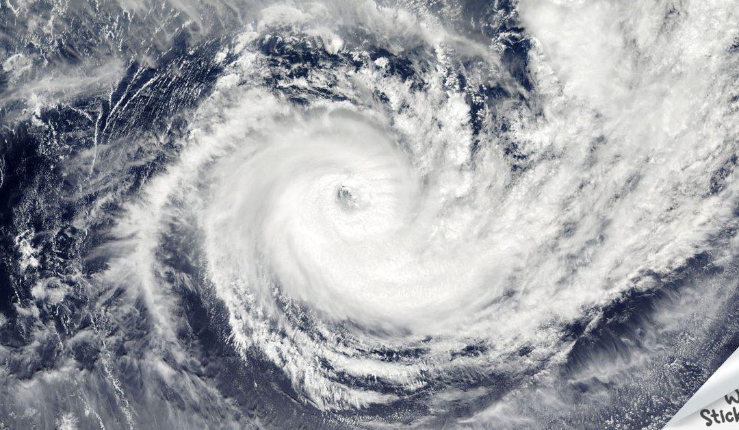 Healing in a Hurricane